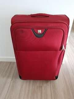 "32"" Pierre cardin luggage"