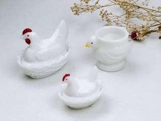 🚚 小雞造型香料盆