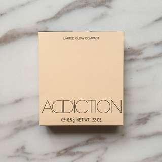 [包郵] Addiction limited glow compact 001 6.5g 光影陰影粉(膏狀)