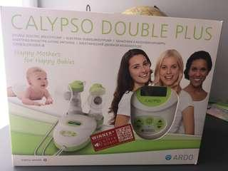 Calypso Double Plus Breastpumo