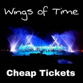 Wings Of Time Tickets