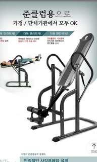 倒立機 拉筋 健身器材 腰椎運動 瑜伽 減肥 保健