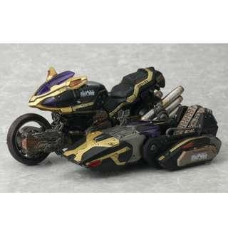S.I.C SIC Kiwami Ultimate Soul - Kamen Rider Faiz 555 Kaixa Bike - Side Basshar