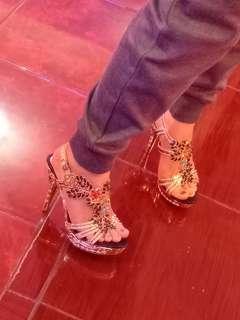 Blink Sling Heels
