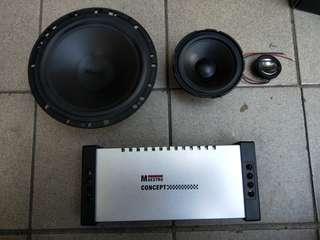 German Maestro CS654010 (Discply Set)