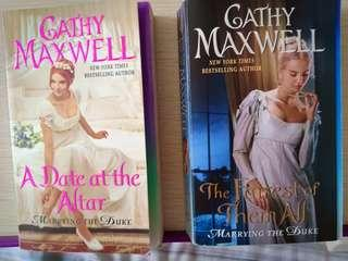 Series Marrying the Duke by Cathy Maxwell