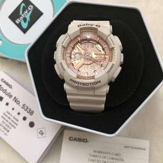 Authentic BABY-G BA-110-7A1 for sale