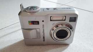 Kamera digital kodak easy share c533