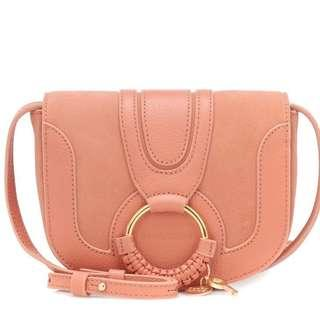 See by Chloe mini leather shoulder bag 手袋