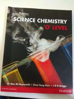 Science Chemistry Textbook