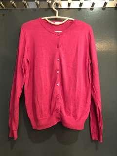 Pink Cardigan #BFfashion