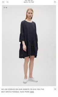 COS Bell Sleeves Dress
