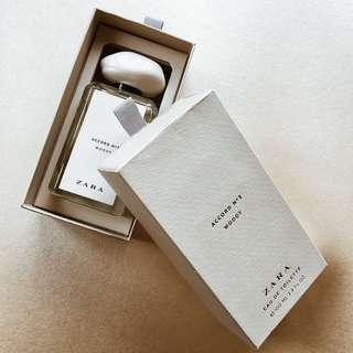 Zara Accord No。3 Woody Perfume, 100ml
