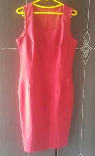 New Maroon Dress #carousellxzoukout