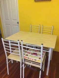 🌟餐桌椅 很新 買到賺到