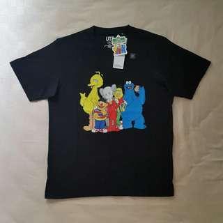 Uniqlo X Kaws Sesame Street Tshirt (Series 2)