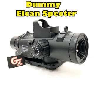 Kids Toy Gun Dummy Elcan Specter