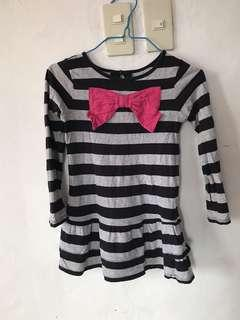 Carter's Girl's Blouse with Bow
