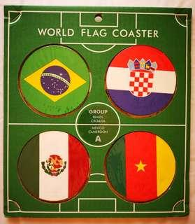 World Flag Coaster