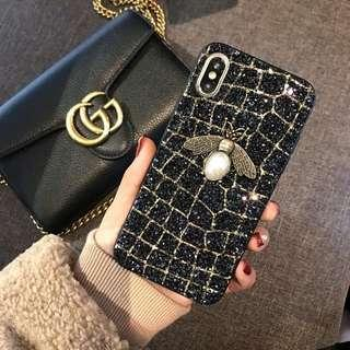 🚚 Gucci ladybug iPhone casing