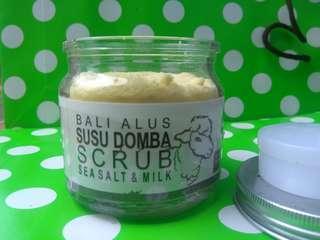 SALE!! Bali Alus Susu Domba Scrub share in jar 15gr