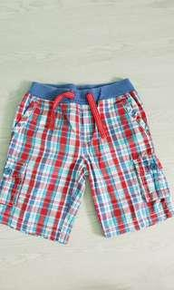 Mothercare shorts 3 - 4 years old