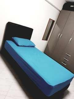Single Size Bed+Frame
