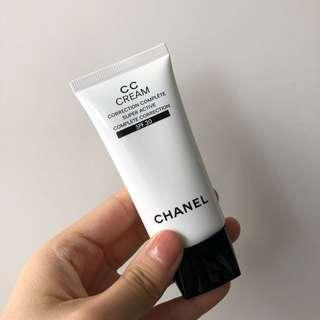 Chanel CC cream colour 10 beige