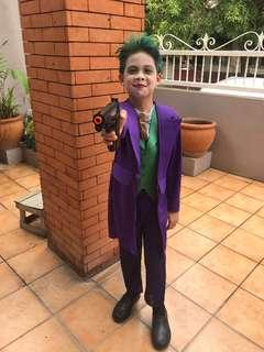 🌻RUBIES JOKER COMPLETE KIDS COSTUME - FR AMAZON