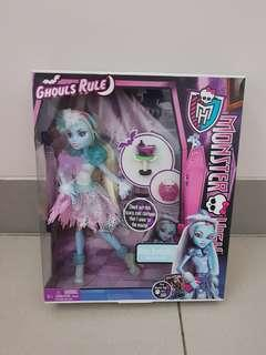 Monster High : Abbey Bominable Ghouls Rule