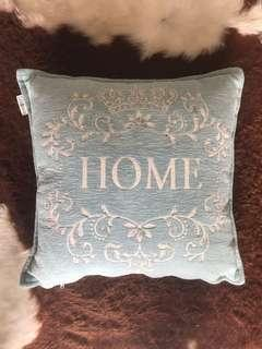 Home pillow blue Tiffany turquoise