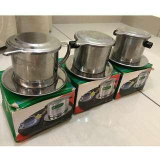 3 X Vietnamese Traditional Coffee Drip + FREE gift