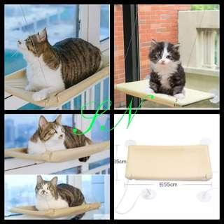 Sunny Cushion Bed Mounted Cat Kitten , not cage pet carrier backpack Astranaut food bowl cat condo tree rabbit dog rabbit bird