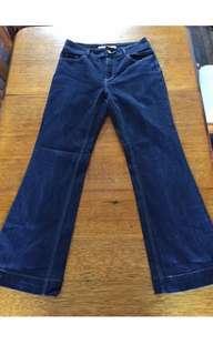 Gorman vintage wide leg jean size 30