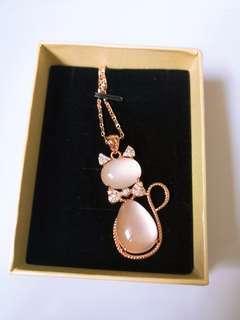 🚚 星光粉晶吊坠 Star Powder Crystal Necklaces (助人缘)