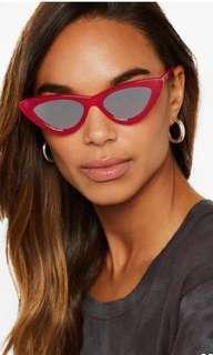 Adam Selman x Le Specs The Last Lolita sunglasses brand new