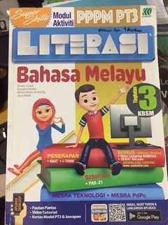 PT3 bahasa melayu literasi