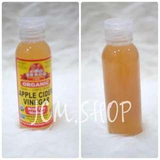 ORIGINAL dan 100% MURNI BRAGG Apple Cider Vinegar