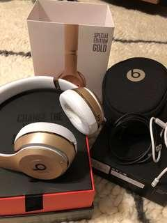 Beats Solo 3 Wireless Headset - Brand New Condition