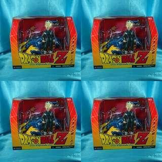 龍珠 美版 三輪車 發光發聲 孫悟飯  Jakks Pacific Dragonball Z 668 3-Wheel Car Sound Light Figure Set Gohan 一箱四隻