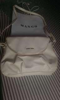 Mango touch sling bag old stock