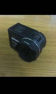 🚚 Nikon keymission170 運動攝影機