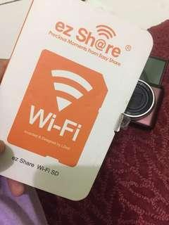 EZ SHARE WIFI SDcard