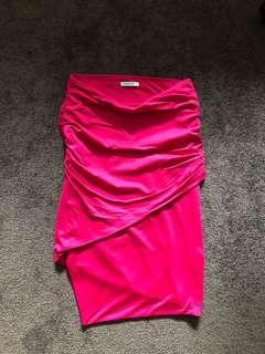 kookai bodycon skirt