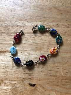Murano-inspired Bracelet