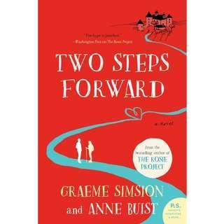 Two Steps Forward by Graeme Simsion, Anne Buist