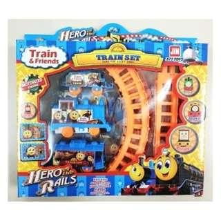 Thomas and Friends Mini Train with Truck