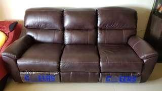 Fox 3 Seater Recliner Sofa For Great Deal
