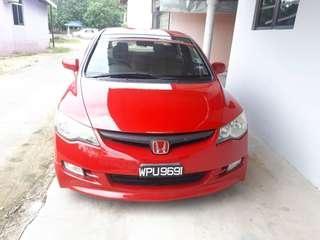 Honda FD auto !!!