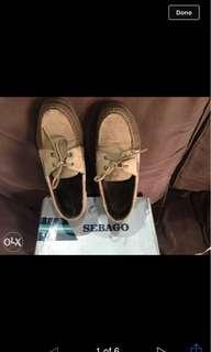 Authentic SEBAGO Docksides